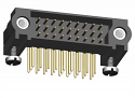 M83-LML3M5N36-0000-000 - 3-Row J-Tek Male Horizontal PCB Connector