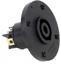 HPCPR41F - Switchcraft  HPC Panel Mount Receptacle, Round
