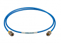 086-4KM+ - 086 Hand Flex Coaxial Cable 4 inch 2.92mm Male
