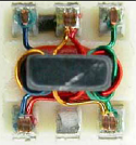 TCD-18-4-75+ -Mini Circuits 18dB Directional Coupler 10-1000 MHz