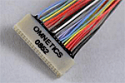 A79036-001 -Omnetics 36 Position Dual Row Male Nano-Miniature Connector - NPD-36-WD-18.0-C-GS