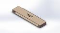A92002-025 -Omnetics - Micro-D SIL 25-Way Female Connector - MMSS-25-AA-N-ETH-M