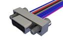 A28000-015 Nano-D 15 Contact Male