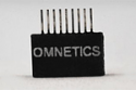 A79000-001 -Omnetics 9 Position Single Row Male Nano-Miniature Connector - NPS-09-DD-GS