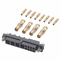 M80-4C10805F1-04-325-00-000 -Harwin Datamate Mix-Tek Female Cable Connector