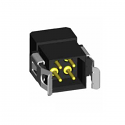 M80-8120405 -Harwin Datamate L-Tek 2+2 Way Male Cable to Cable Connector