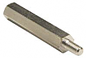 M3 x  07mm Male/Female Spacer (sold in packs of 100)