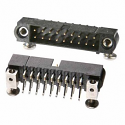 M80-5420622 - Datamate J-Tek Male DIL Horizontal PCB Connector