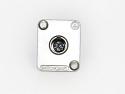EHT5M- 5 contact Male TQG Panel Connector, Nickel