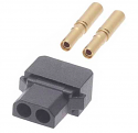 M80-8980205 - Harwin Datamate L-Tek 2 Way Small Bore Female Cable Connector