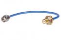 086-10SBSM+ - 086 Hand Flex Cable 10 inch SMA-M/SMA-F bulkhead