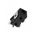 RASM752STRX -Switchcraft DC Power Jack 0.65mm Pin