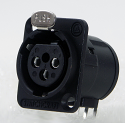 E3FRABAU - XLR Panel Mount E Series (pic is representative only)
