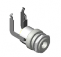 732RAH -Switchcraft 1.3mm - Right Angle High Temperature Jack