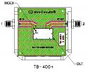 TB-400+ - Test Board