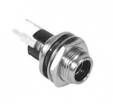 PCL722AS-Switchcraft Sealed DC Power Jack-Switchcraft 2.0mm, Straight PC Terminal