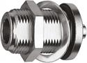 J01021A0151 - Telegartner N-type Female Bulkhead Jack RG-402 141 50 ohm
