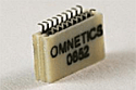 A79010-001 -Omnetics 18 Position Dual Row Male Nano-Miniature Connector - NPD-18-VV-GS