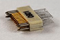A79015-001  18 Position Dual Row Female Nano-Miniature Connector