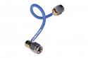 086-12SMRSM+ - 086 Hand Flex Cable 12 inch SMA-M-RA/SMA-M
