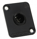 EHT3MB- 3 contact Male TQG Panel Connector