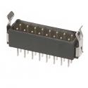 M80-8671622 -Harwin Datamate L-Tek 8+8 Way Male DIL Vertical PCB Connector