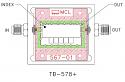 TB-578+ - Test Board