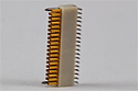A79051-001  36 Position Dual Row Female Nano-Miniature Connector - NSD-36-VV-GS