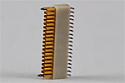 A79051-001  36 Position Dual Row Female Nano-Miniature Connector - NSD-36-VV-GS