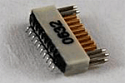 A79019-001  18 Position Dual Row Female Nano-Miniature Connector - NSD-18-VV-GS