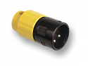 AAA3MBYYLP -Switchcraft XLR 3 Pin Male Yellow