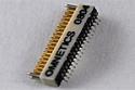 A79027-001  36 Position Dual Row Female Nano-Miniature Connector - NSD-36-VV-GS