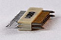 A79009-001  18 Position Dual Row Female Nano-Miniature Connector - NSD-18-AA-GS