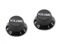 Black Volume Knob