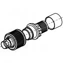 C1CWAM-P07XBC0-0000 ODU AMC High-Density Screw Lock 7 Way Size 00