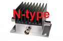 ZA3CS-400-9W - 3-Way Splitter 100-450 MHz N-Type