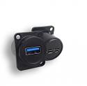 EHUSB3ACAB - USB3.0 to Micro USB 3.0