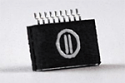 A79002-001  9 Position Single Row Male Nano-Miniature Connector - NPS-09-AA-GS
