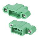 M300-3250396M1  -Harwin M300  3 Way Male Cable Housing
