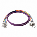 XLRM05TRS -Switchcraft  8 Channel Audio Snake Cable