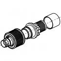 C1CWAM-PU4XBM0-0000 ODU AMC High-Density Screw Lock USB 2.0 Size 00