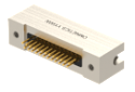 A99550-009- Omnetics - Micro-D 009-Way Latching Female Straight Thru Hole Connector -  LMDS-009-N51-S2