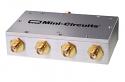 ZB4PD1-500-S+ -Mini Circuits 4-Way 5-500 MHz SMA
