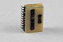 A79042-001  18 Position Dual Row Male Nano-Miniature Connector - NPD-18-VV-GS