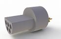A22000-001 - Micro Circular 5 Pin Male