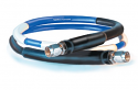 CBL1.5SMQ-SM+ -Mini Circuits Quick-Connect 18GHz Test Cable SMA-M/SMA-M 1.5 FT