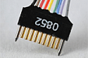 A79005-001  9 Position Single Row Female Nano-Miniature Connector