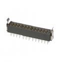 M80-8672622 -Harwin Datamate L-Tek 13+13 Way Male DIL Vertical PCB Connector