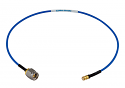047-12SMPSM+ - 18GHz Coaxial Cable SMP-Female to SMA-Male 12 inch