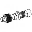 C10WAM-P16XBC0-0000 ODU AMC High-Density Screw Lock 16 Way Size 0